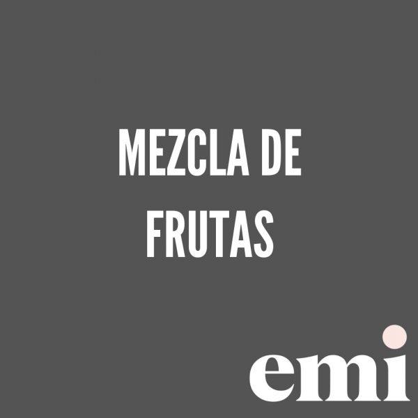 cursos express emi mezcla de frutas