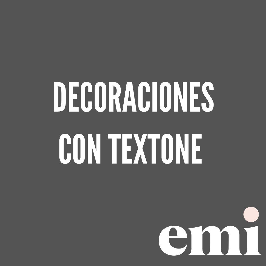 cursos express emi decoraciones textone