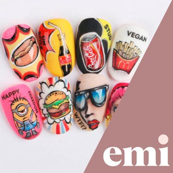 curso pop art emi